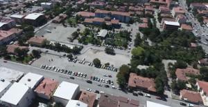 Erzincan Belediyesi eski devlet hastanesini yeniliyor!