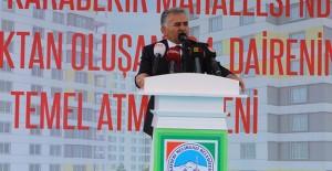 Kayseri Melikgazi Kazımkaraber'de Kentsel Dönüşüm çalışmaları devam ediyor!
