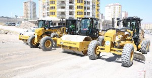 Kayseri Mimarsinan-Serkent Yolu'nda çalışmalar başlıyor!