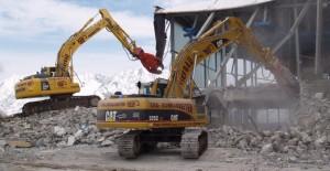 Kırıkkale'de 793 riskli yapı yıkıldı!