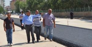 Konya Ereğli'de altyapı çalışmaları devam ediyor!