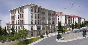 TOKİ Burdur Gölhisar'a 287 konut inşa edecek!