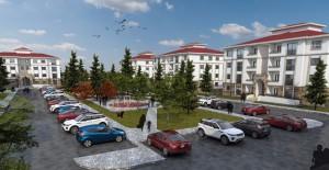 TOKİ Muş Kepenek'e 381 adet konut inşa edecek!