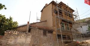 Afyon Akmescit'de Kültür Evlerinin restorasyon çalışması başlıyor!