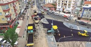 Ankara Belediyesi 2017 yılında 185 bulvarı yeniledi!