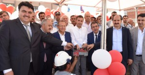 Balıkesir Havran Belediyesi yeni hizmet binası temeli atıldı!
