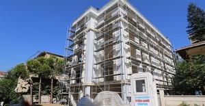 Büyükçekmece'de riskli binalar yenileniyor!