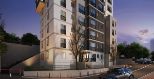 Kent Residence projesi Satış Ofisi!