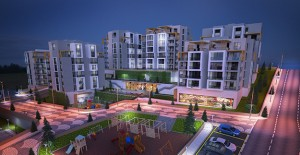 Atış Yapı'dan yeni proje; Maviden City!