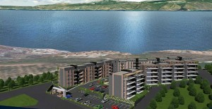 Blue Point Mudanya projesi Mett Yapı imzasıyla yükseliyor!