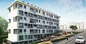 Double Flats projesi Satış Ofisi!