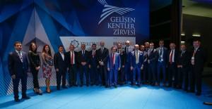 Gelişen Kentler Zirvesi'nin 8'incisini bu yıl Erzurum'da düzenledi!