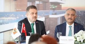 İstanbul İslambey bölgesi kentsel dönüşüm projesi ''We Haliç'' görücüye çıktı!