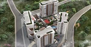 Kent Park Evleri İzmir Ulukent'te yükseliyor!