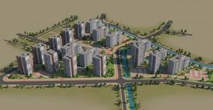 Manisa Turgut Özal Mahallesi'ne 608 konutluk kentsel dönüşüm projesi!