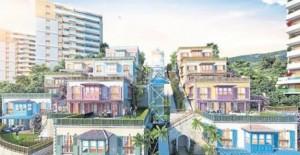 Park Yaşam Santorini İzmir projesi geliyor!