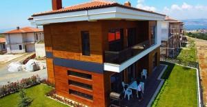 Rift Villaları Bahçecik Kocaeli'de yükseliyor!