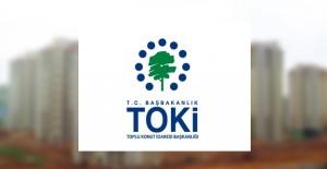 TOKİ'den Erzincan Kemah Çarşı'ya 94 konut!