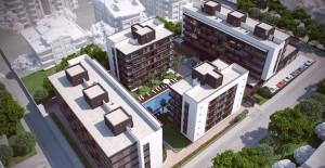 Zeytinpark Rezidans Antalya Satış Ofisi!