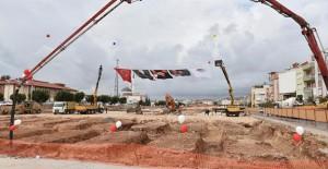 Antalya Kepez Kent Meydanı projesinin temelleri atıldı!