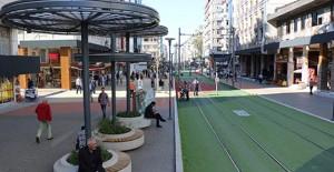 Antalya Şarampol Caddesi kentsel tasarım projesi tamamlandı!