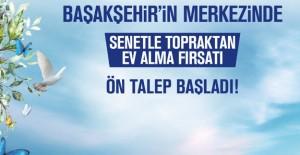 Başakcity Boutique Başakşehir'de yükselecek!