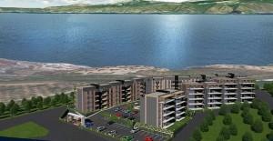 Blue Point Mudanya projesi Mett Yapı imzasıyla yükselmeye devam ediyor!