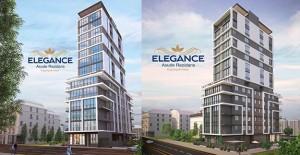 Elegance Asude Rezidans projesinin detayları!