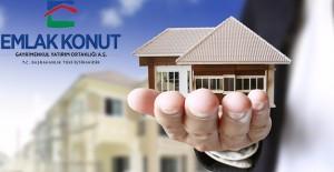 Emlak Konut projelerinde 10 ayda 5 bin 339 konut ve işyeri satıldı!