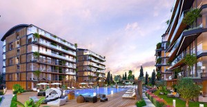 Fenix 84 Antalya projesi / Antalya / Muratpaşa