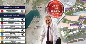 İzmir kentsel dönüşüm alanları yenilendi!