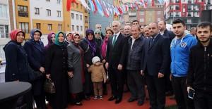 Kağıthane Belediyesi sosyal konutları hak sahiplerine teslim etti!