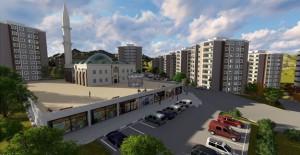 Kahramanmaraş Dulkadiroğlu Belediyesi toplu konut projesi 2017!