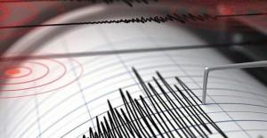 Kahramanmaraş Sarıçukur'da 3,6'lik deprem!
