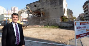 Osmangazi'de Doğanevler meydan projesi çalışmaları başlıyor!