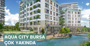 Sinpaş Aqua City Bursa / Bursa / Osmangazi