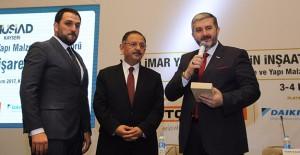 Yeni İmar Yönetmeliği MÜSİAD Kayseri'de Konuşuldu!