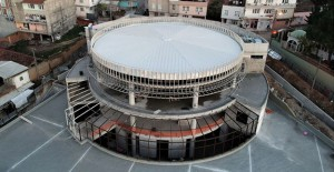 Bursa Demirtaş Kültür Merkezi'nin kaba inşaatı tamamlandı!
