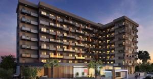 Forbest Optima Residence Gaziemir'de yükseliyor!