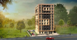 Kadıköy'e yeni proje; Yonca Apartmanı