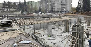 Kahramanmaraş Milli İrade Meydanı çalışmaları tüm hızıyla sürüyor!