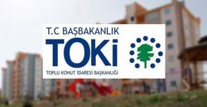 Kayseri Sarız TOKİ'de 54 konut kurasız satışa çıkıyor!