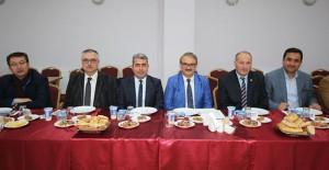 Kayseri Hacılar Belediyesi yatırım ve değerlendirme toplantısı gerçekleştirdi!