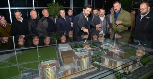 Kırşehir Belediyesi kentsel dönüşüm projelerine yenisini ekliyor!