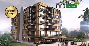 Mod Alemdağ projesi / İstanbul Anadolu / Çekmeköy