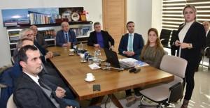 Tekirdağ Belediyesi'nde kentsel dönüşüm bilgilendirme toplantısı düzenlendi!
