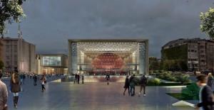 TOKİ'nin yapacağı İstanbul AKM binası Mart 2019'da bitecek!