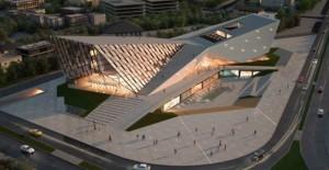 Yıldırım Belediyesi'nden Arabayatağı'na dev kültür merkezi!