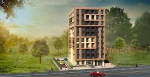 Yonca Apartmanı Kadıköy'de yükseliyor!