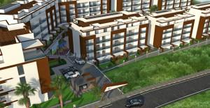 Diamond Melek House Mudanya'da yükseliyor!